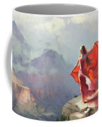 Storm Maiden Coffee Mug by Steve Henderson