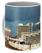 Storm Over Union Station Coffee Mug