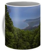 Stormy Day On Sleeping Bear Dunes Coffee Mug