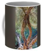 Strange Tree Coffee Mug by Kate Brown