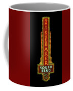 Studebaker Neon Sign Coffee Mug by Susan Rissi Tregoning
