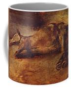 Study For Dead Horse Coffee Mug