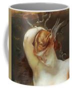 Study For The Gorgon And The Heroes Coffee Mug