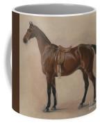 Study Of A Saddled Bay Hunter, 1828  Coffee Mug