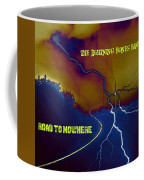 Submitted Art Work For The Lightning Bones Band Coffee Mug