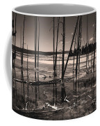 Sulfur Field Coffee Mug