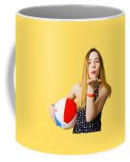 Summer And Beach Love Coffee Mug