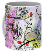 Summer Day By The Artist Catalina Lira Coffee Mug