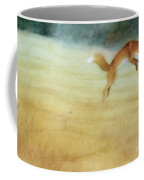 Summer Gold-fox Coffee Mug