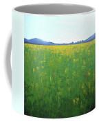 Summer Wild Field Coffee Mug