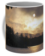 Sun Behind The Clouds Coffee Mug