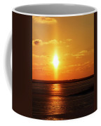 Sun Pillar 01 Coffee Mug by Rob Graham