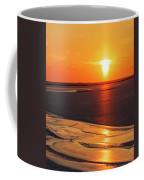 Sun Pillar 03 Coffee Mug by Rob Graham