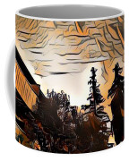 Sun Up Coffee Mug
