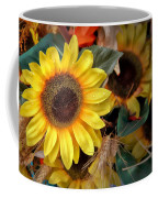 Sunflower Harvest Coffee Mug