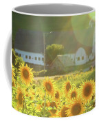 Sunflower Haze Coffee Mug