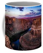 Sunrise Horseshoe Coffee Mug
