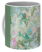 Sunrise In The Garden Coffee Mug