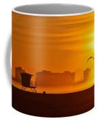 Sunrise On Coronado Coffee Mug