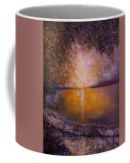 Sunrise On The Sea Coffee Mug