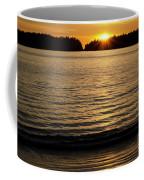 Sunset Beach Vancouver Island 2 Coffee Mug
