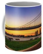 Sunset By The Ben Coffee Mug