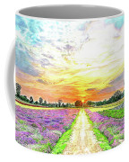 Sunset - Colors Of Nature Coffee Mug