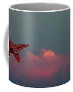 Sunset Flight Coffee Mug by Brad Allen Fine Art