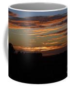 Sunset In Southern Missouri Coffee Mug