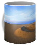 Sunset  Sand Dunes Coffee Mug