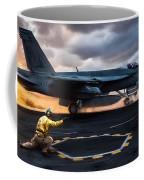 Sunset Shooter Coffee Mug