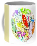Surf Globe Trotters  Coffee Mug
