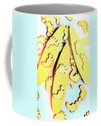 Surfing Pop Coffee Mug