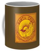 Surfing Santa Cruz California Steamer Lane Coffee Mug