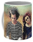 Sweeney Todd And Mrs. Lovett Coffee Mug