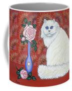 Sweetheart Cat Coffee Mug