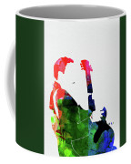 T-bone Walker Watercolor Coffee Mug