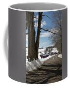 Take A Ride Down To The Jenne Farm Coffee Mug by Jeff Folger