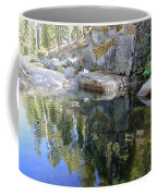 Take In Your Surroundings Coffee Mug by Sean Sarsfield