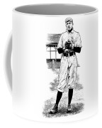 Take Me Out To The Ballgame Coffee Mug by Clint Hansen