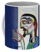 Take My Hand Coffee Mug by Anthony Falbo