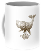Tea At Two Thousand Feet Coffee Mug
