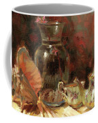 Tea By The Sea Coffee Mug by Steve Henderson