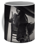Ted Bundy Desk Coffee Mug