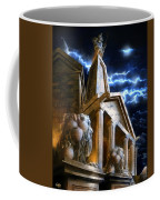 Temple Of Hercules In Kassel Coffee Mug