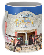 Terlingua Starlight Theatre2 Coffee Mug