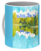 Teton Impressions Coffee Mug