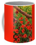 Texas Hill Country Wildflowers Coffee Mug