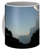 Texas Sky Coffee Mug