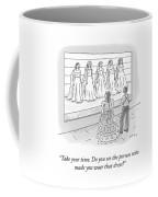 That Dress Coffee Mug